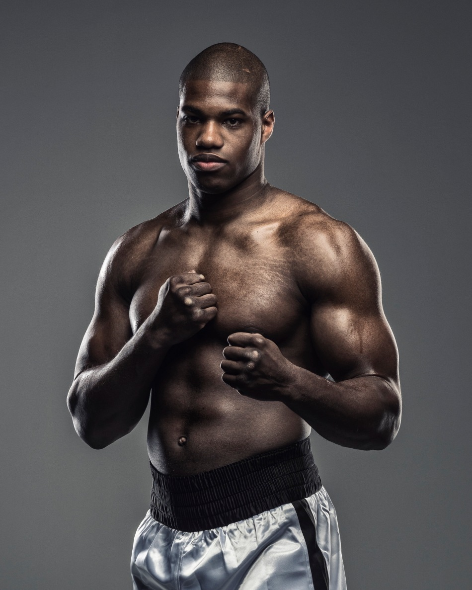 Daniel Dubois - BoxNation Boxer Portraits JAN 2017