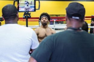Shawn Porter Media Workout_04_22_2017_Training camp_Ryan Greene _ Premier Boxing Champions11
