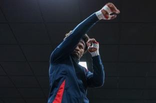 Shawn Porter Media Workout_04_22_2017_Training camp_Ryan Greene _ Premier Boxing Champions2