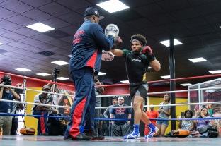 Shawn Porter Media Workout_04_22_2017_Training camp_Ryan Greene _ Premier Boxing Champions4