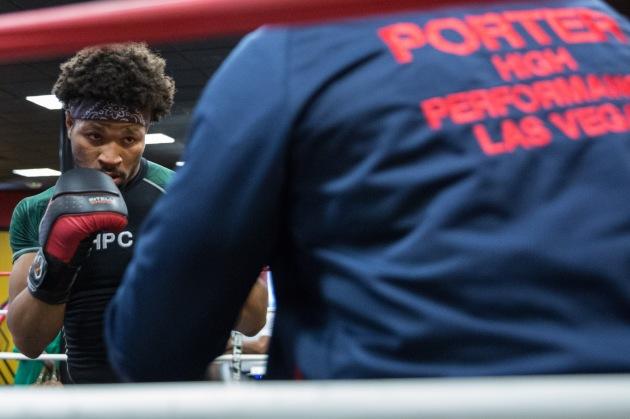 Shawn Porter Media Workout_04_22_2017_Training camp_Ryan Greene _ Premier Boxing Champions5