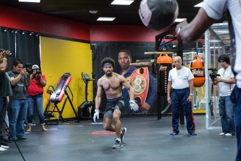 Shawn Porter Media Workout_04_22_2017_Training camp_Ryan Greene _ Premier Boxing Champions8