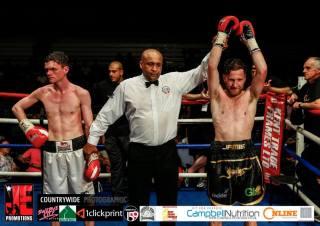 Martin Hillman v Jamie Speight win