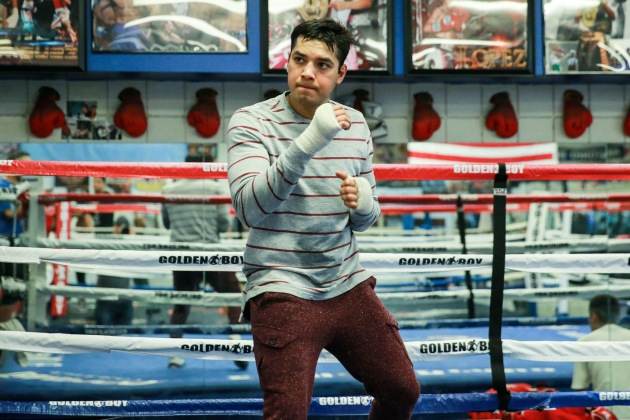 Omar Figueroa - Training Camp_07_15_2017_Training camp_Ryan Greene _ Premier Boxing Champions14
