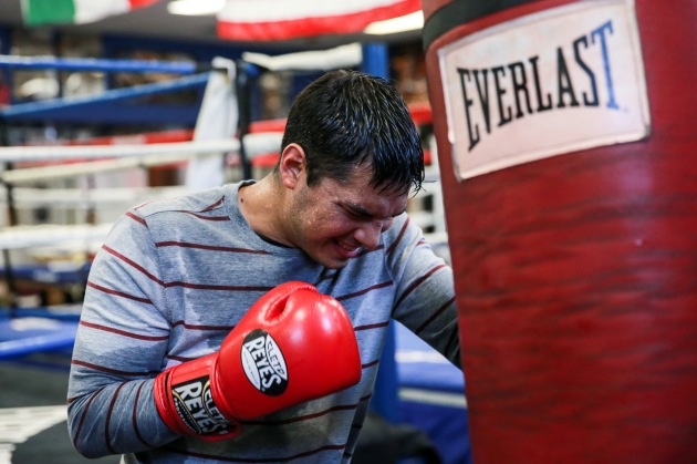 Omar Figueroa - Training Camp_07_15_2017_Training camp_Ryan Greene _ Premier Boxing Champions9