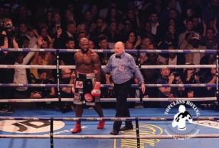 Principality Stadium, Cardiff , 28.10.2017 Boxing Event Presented by Matchroom boxing. Anthony Joshua v Carlos Takam