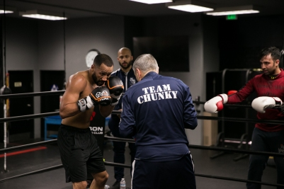 James DeGale Training Camp_04_07_2018_Training camp_Nabeel Ahmad _ Premier Boxing Champions11