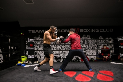 James DeGale Training Camp_04_07_2018_Training camp_Nabeel Ahmad _ Premier Boxing Champions12