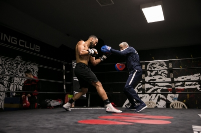 James DeGale Training Camp_04_07_2018_Training camp_Nabeel Ahmad _ Premier Boxing Champions13