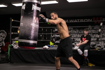 James DeGale Training Camp_04_07_2018_Training camp_Nabeel Ahmad _ Premier Boxing Champions17
