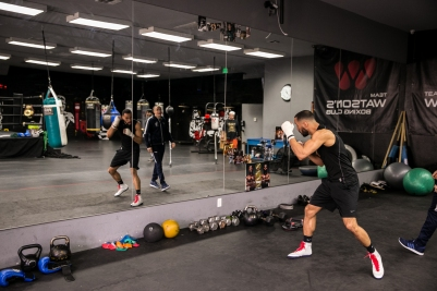James DeGale Training Camp_04_07_2018_Training camp_Nabeel Ahmad _ Premier Boxing Champions18
