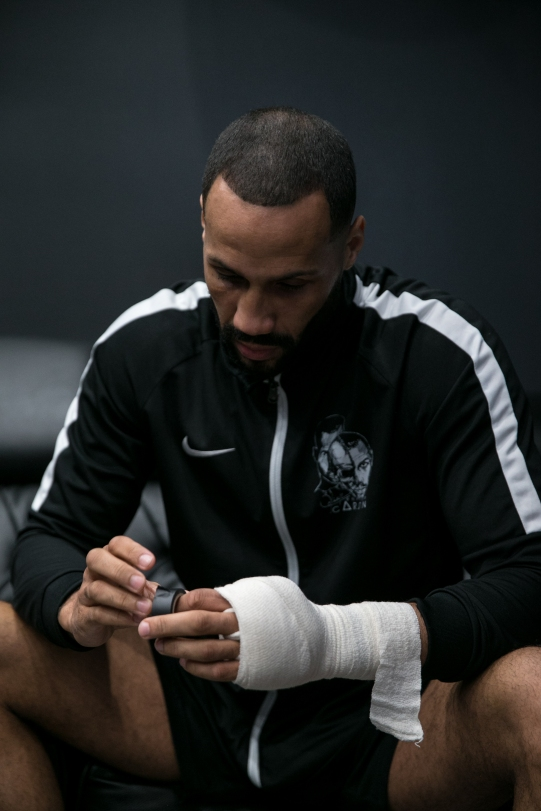 James DeGale Training Camp_04_07_2018_Training camp_Nabeel Ahmad _ Premier Boxing Champions20