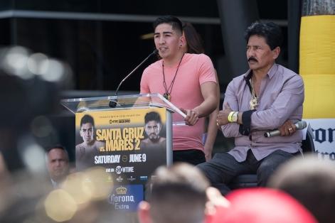 Santa Cruz vs Mares Press Conference Staples Center_21