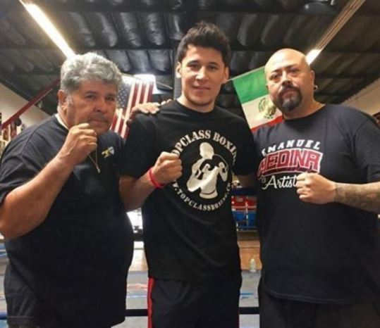 THE LAST ROUND FEATURING SPECIAL GUEST ANDY RUIZ