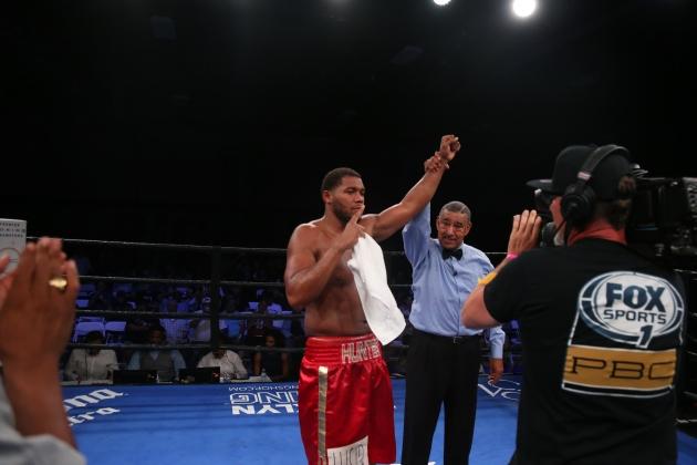Hunter vs Kiladze_06_10_2018_Fight_Leo Wilson Jr. _ Premier Boxing Champions