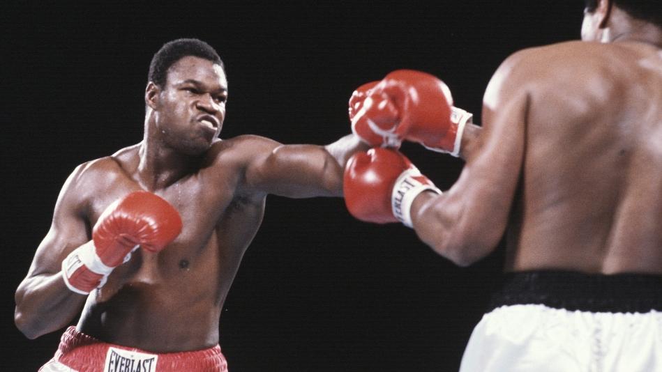 Mohammad Ali v Larry Holmes