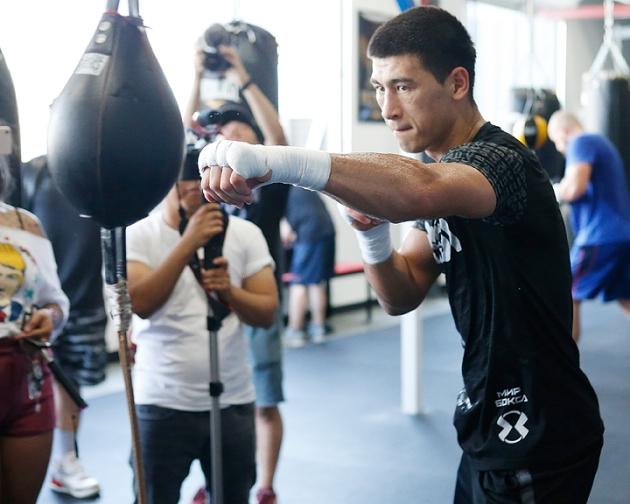 Bivol La Workout Quotes Photos Topclassboxing