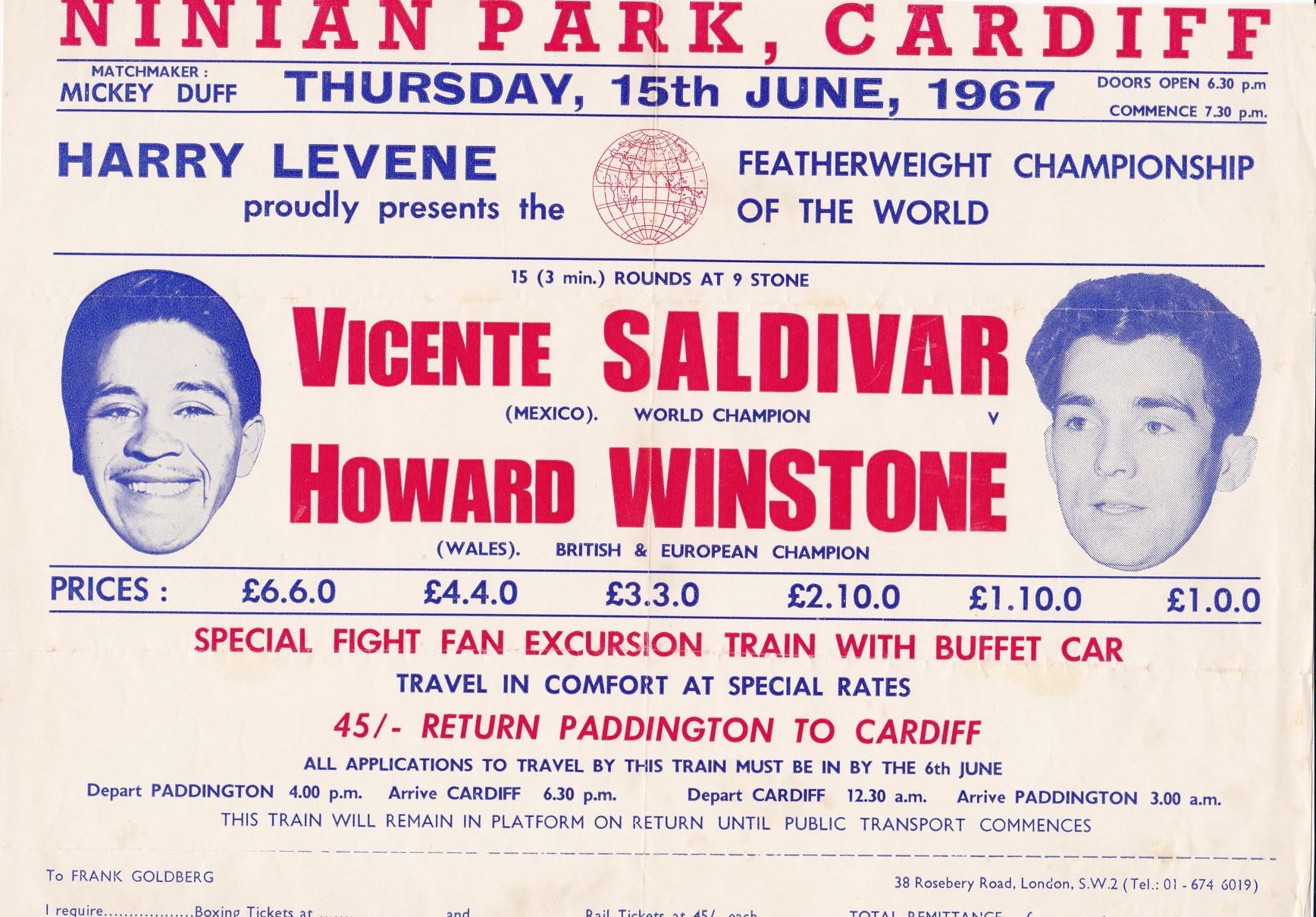 HOWARD-WINSTONE-VS-VICENTE-SALDIVAR-POSTER