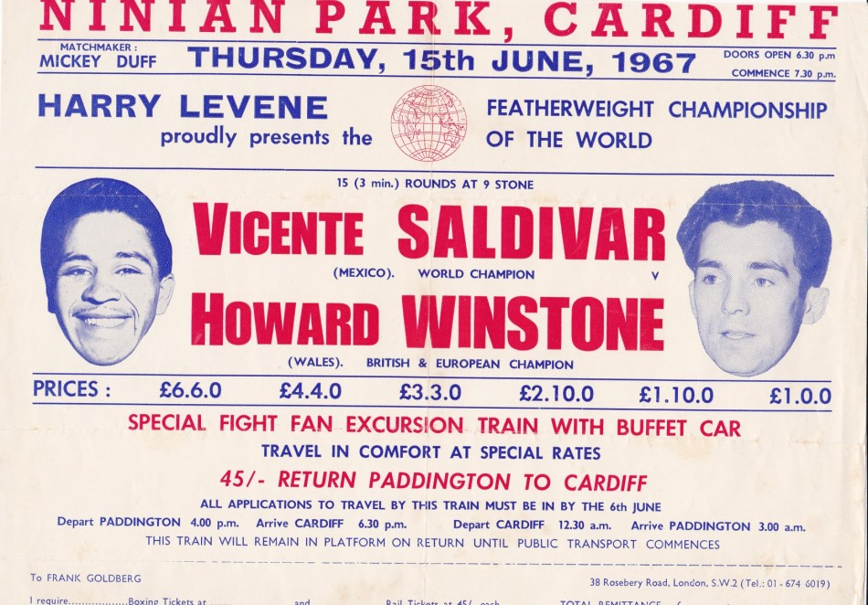 HOWARD-WINSTONE-VS-VICENTE-SALDIVAR-POSTER