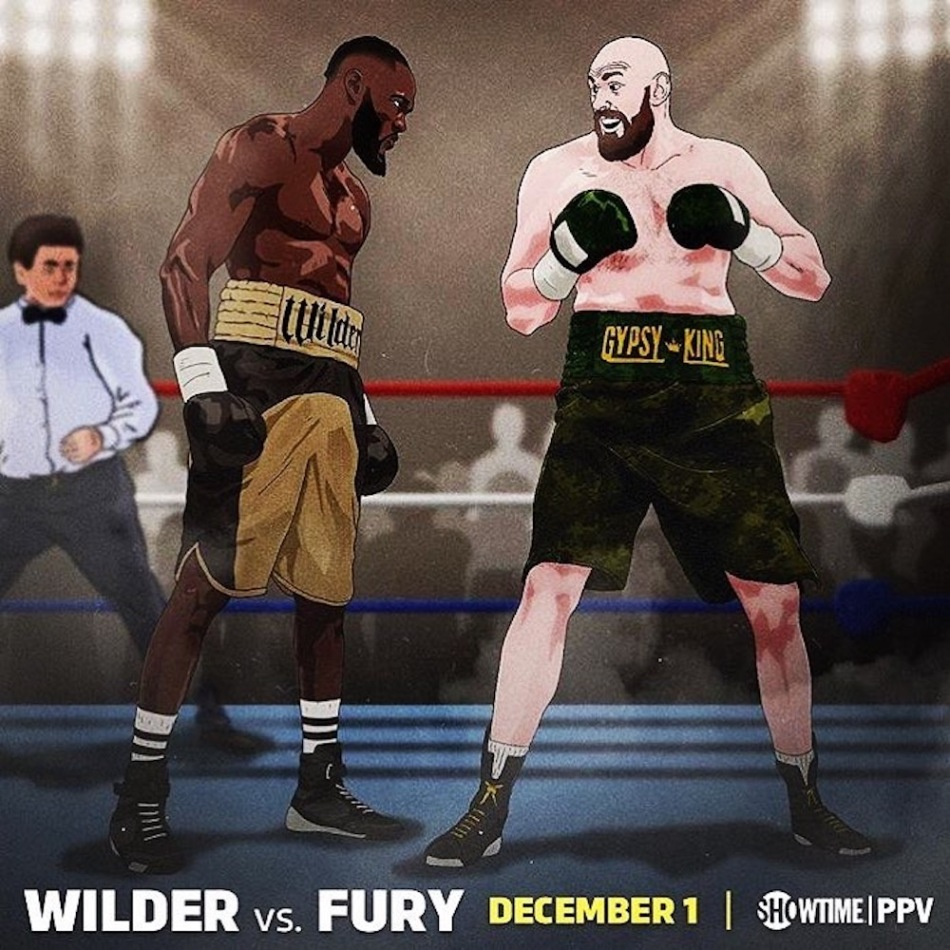 PICK EM FRIDAY: DEONTAY WILDER VS, TYSON FURY