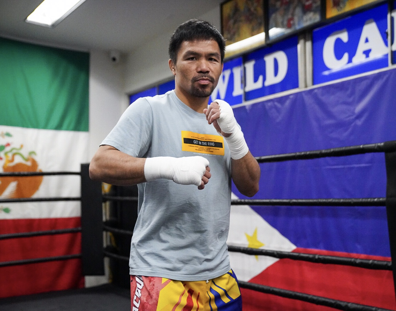 This image has an empty alt attribute; its file name is manny-pacquiao-media-workout-7.10-07.jpg